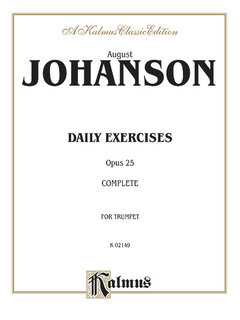 Daily Exercises, Op. 25