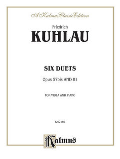 Six Duets, Op. 57bis and 81