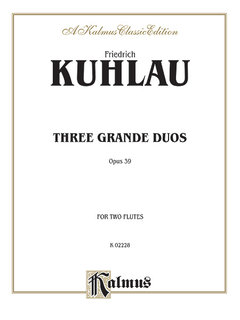 Three Grand Duos, Op. 39