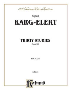 Thirty Studies Op. 107