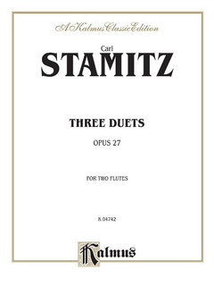 Three Duets, Op. 27