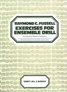 Exercises for Ensemble Drill - Buch