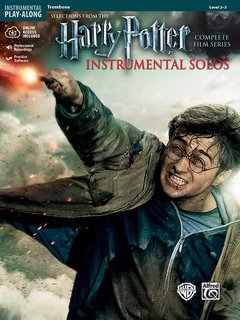 Harry Potter Instrumental Solos