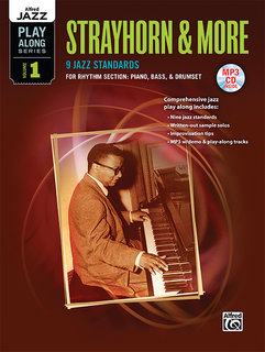 Alfred Jazz Play-Along Series, Vol. 1: Strayhorn & More