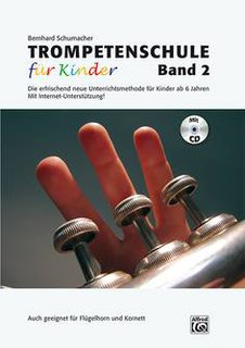 Trompetenschule f�r Kinder (Band 2)