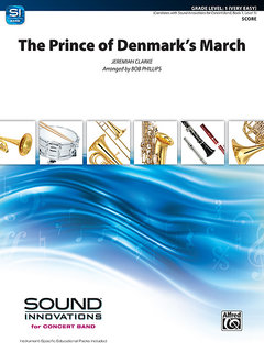 The Prince of Denmarks March