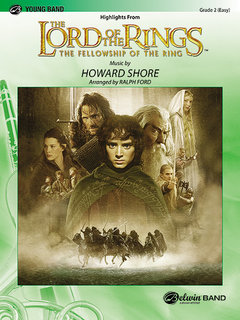 Highlights from The Lord of the Rings: The Fellowship of the Ring