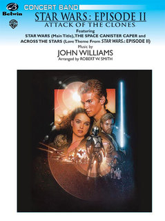 Star Wars®: Episode II Attack of the Clones, Themes from