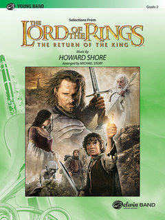 Selections from The Lord of the Rings: The Return of the King