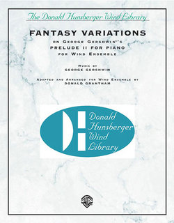 Fantasy Variations (on George Gershwins Prelude II for Piano)