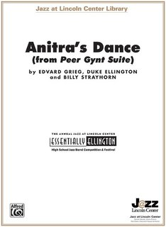 Anitras Dance (from Peer Gynt Suite)