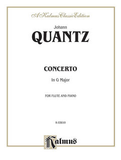 Flute Concerto in G Major (Orch.)