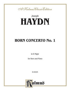 Horn Concerto No. 1 in D Major (Orch.)