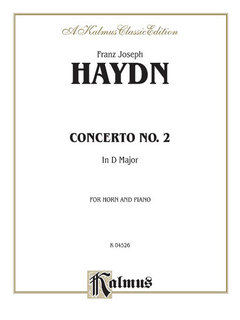 Horn Concerto No. 2 in D Major