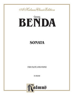 Sonata for Flute and Cembalo