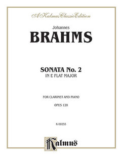 Sonata No. 2 in A-Flat Major, Op. 120