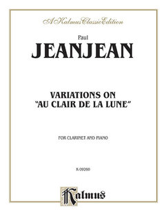 Variations on Au Clair de la Lune