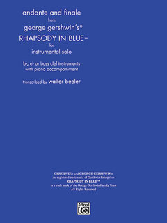 Rhapsody in Blue, Andante and Finale from