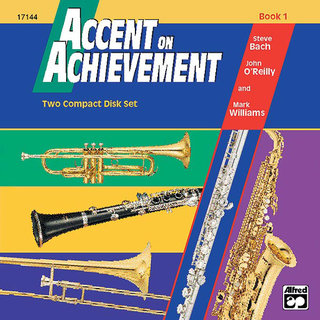 Accent on Achievement, Book 1 - 2 CDs