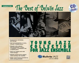 Best of Belwin Jazz: Young Jazz Collection for Jazz Ensemble - KomplettSet