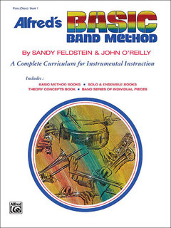 Alfreds Basic Band Method, Book 1 - Flute (Oboe) Buch