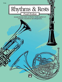 Rhythms and Rests - Flute Buch