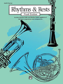 Rhythms and Rests - 2nd B-Flat Clarinet Buch