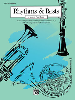 Rhythms and Rests - 1st Eb Alto Saxophone Buch