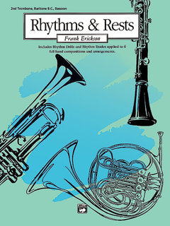 Rhythms and Rests - 2nd Trombone (Baritone B.C./Bassoon) Buch