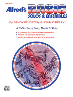 Alfreds Basic Solos and Ensembles, Book 2 - Flute Buch