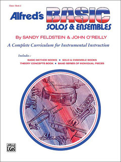Alfreds Basic Solos and Ensembles, Book 2 - Oboe Buch