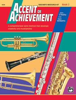 Accent on Achievement, Book 2 - Teachers Resource Kit Buch