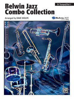 Belwin Jazz Combo Collection - Trumpet