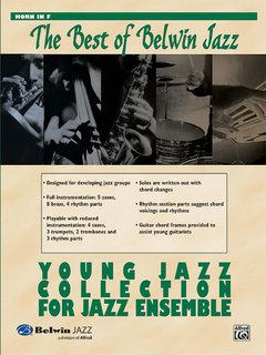 Best of Belwin Jazz: Young Jazz Collection for Jazz Ensemble - Horn in F