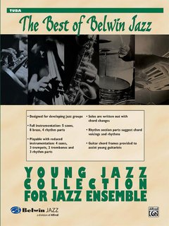Best of Belwin Jazz: Young Jazz Collection for Jazz Ensemble - Tuba