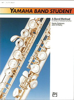 Yamaha Band Student, Book 1 - Flute Buch