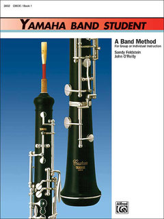 Yamaha Band Student, Book 1 - Oboe Buch