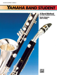 Yamaha Band Student, Book 2 - Horn in E-Flat Buch