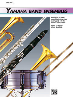Yamaha Band Ensembles, Book 3 - Tuba Buch