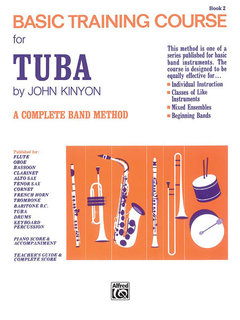 John Kinyons Basic Training Course, Book 2 - Tuba Buch