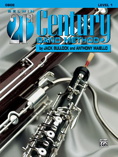 Belwin 21st Century Band Method, Level 1 - Oboe Buch