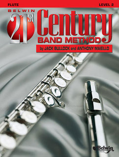 Belwin 21st Century Band Method, Level 2 - Flute Buch
