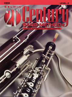 Belwin 21st Century Band Method, Level 2 - Oboe Buch