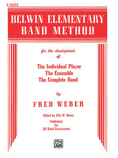 Belwin Elementary Band Method - C Flute Buch