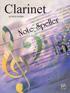 Note Spellers - Clarinet Buch