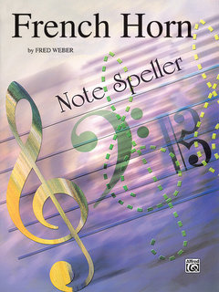 Note Spellers - French Horn Buch