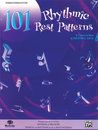 101 Rhythmic Rest Patterns - Conductor (Piano) Buch
