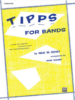T-I-P-P-S for Band - C Flute (Piccolo) Buch