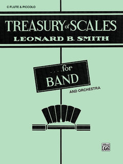 Treasury of Scales for Band and Orchestra - C Flute (Piccolo) Buch