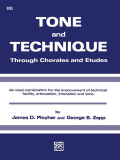 Tone and Technique - Oboe Buch